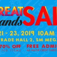 The Great Brand Sale