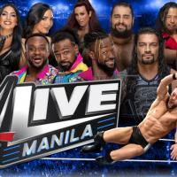 WWE LIVE™ Returns to The Philippines on September
