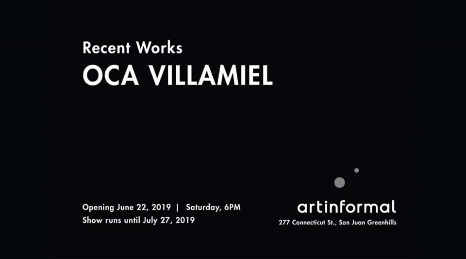 Recent Works Oca Villamiel