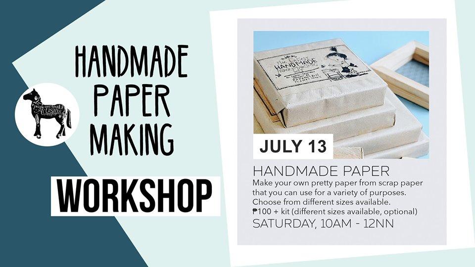Handmade Paper Making Kit