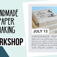 Handmade Paper Making Kit