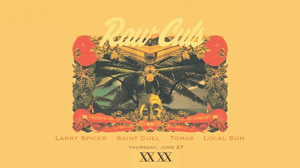 RAW CUTS AT XX XX