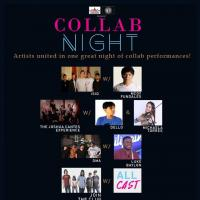 COLLAB NIGHT AT HISTORIA BOUTIQUE BAR AND RESTAURANT