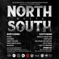 NORTH MEETS SOUTH AT MATCHBOX YARD