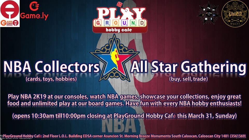 NBA Collectors All Star Gathering