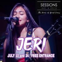 JERI ORO AT SESSIONS BAR MNL