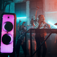 JBL® by Harman Delivers a Massive Upgrade for 2019: Truly Wireless Earphones, Plus Their Biggest Party Speakers to Date