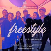 FREESTYLE AT 12 MONKEYS MUSIC HALL & PUB