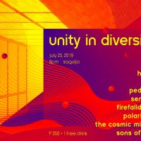 UNITY IN DIVERSITY AT SAGUIJO CAFE + BAR EVENTS