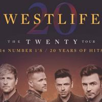 All Systems Go! Last Chance to Catch WESTLIFE 'The Twenty Tour' on July 29 and 30!