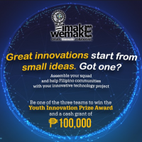 DOST-SEI, C&E Call For Imake.wemake Tech Proposals
