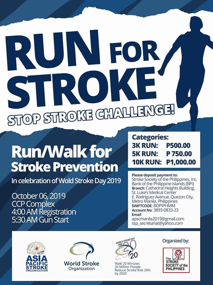 Run for Stroke
