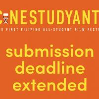 CINESTUDYANTE deadline extended to July 31