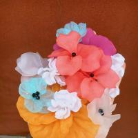 Acrylic Flower Jewelry Making Workshop