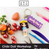 Chibi Doll Workshop Using Air dry clay