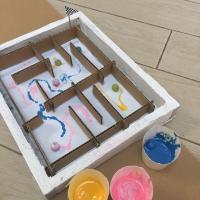 Krafts for Kids: Marble Maze Workshop