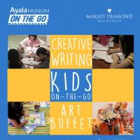 Kids On-The-Go: Creative Writing Workshop & Art Buffet