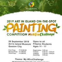 Art In Island Presents Event Line-Up For #ECOChallenge 2019
