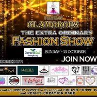 Glamorous The Extra Ordinary Fashion Show