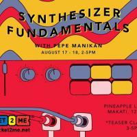 Synthesizer Fundamentals by Pepe Manikan