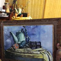 Still Life Watercolor Painting Workshop with JC Vargas