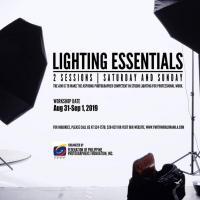 Lighting Essentials Photography Workshop