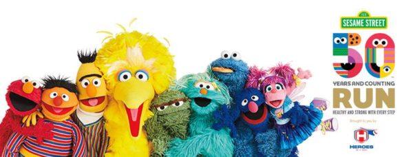 Sesame Street Run