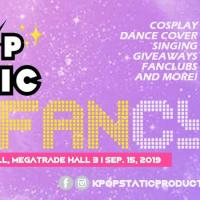 Kpop Static: Let's Get FANcy