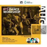 BTS DANCE WORKSHOP
