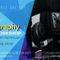 ONE DAY BASIC VIDEO PRODUCTION COURSE