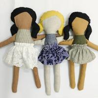 Textile Recycling Rag Doll Workshop