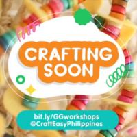 Arts & Crafts Workshop - SM Stationery Art Fest North Edsa