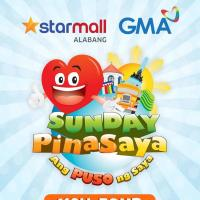 Sunday Pinasaya's Mall Show
