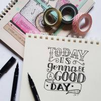 Brush Calligraphy and Lettering Workshop