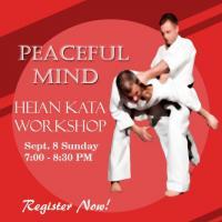 Heian Kata Workshop