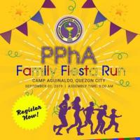 PPhA Family Fiesta Run 2019