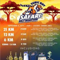 Safari Half Marathon 2019
