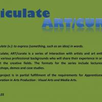 ARTiculate ART/curate