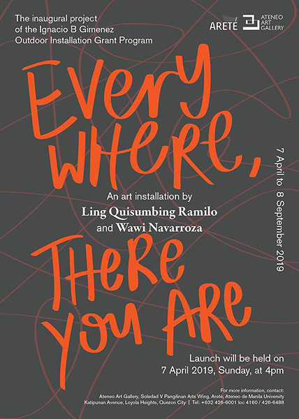 """""""Everywhere, There You Are"""""""
