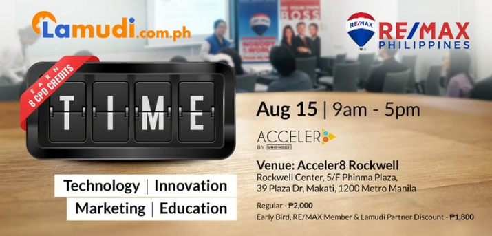 TIME Seminar for Real Estate Professionals