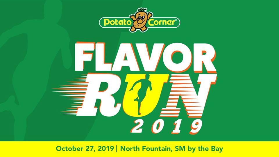 Potato Corner Flavor Run 2019