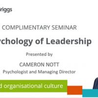 Complimentary Seminar: Psychology of Leadership - Manila