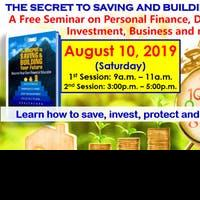A FINANCIAL LITERACY SEMINAR: SAVINGS-INVESTMENTS-BUSINESS