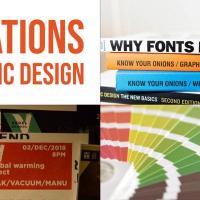 Fundations of Graphic Design Workshop