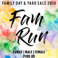FBCM Family Day: Fam Run '19