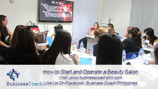 How to Start and Operate a Beauty Salon