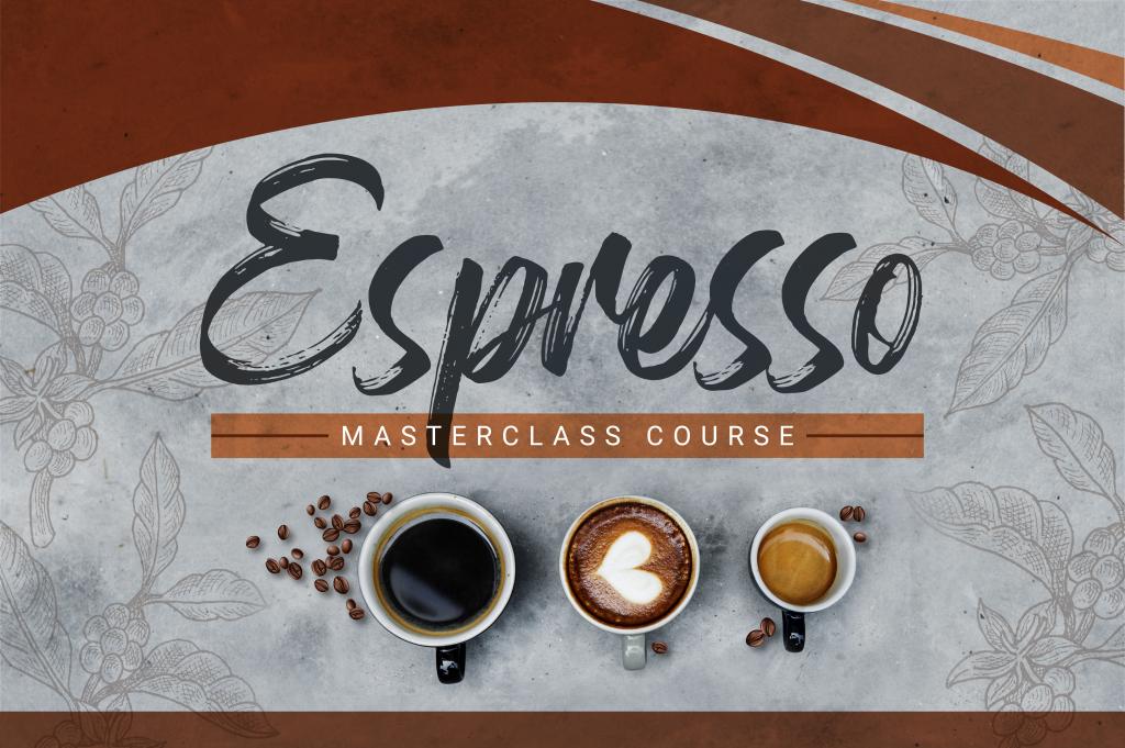 ESPRESSO Masterclass Course