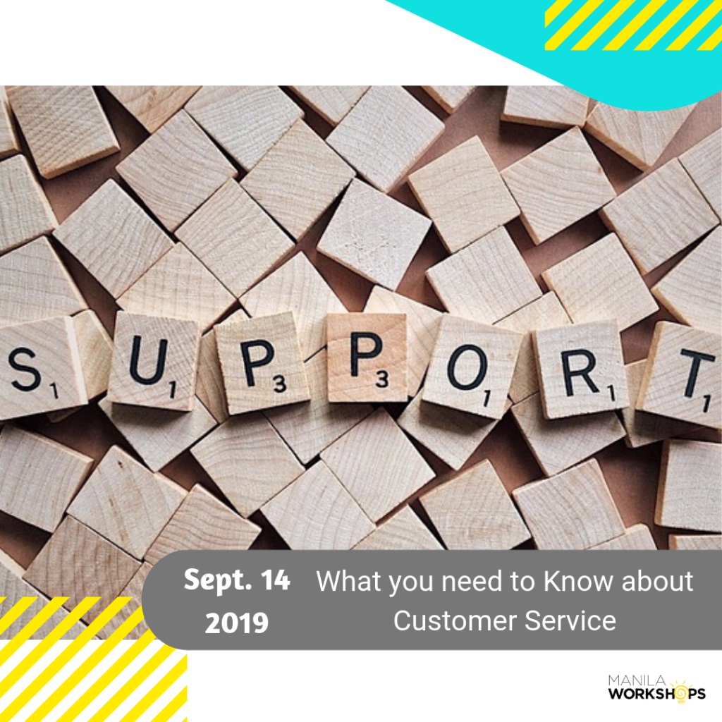 What you need to Know about Customer Service