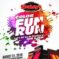 Shakey's Color Fun Run