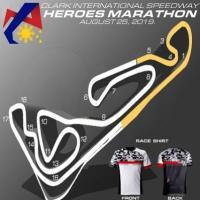 Clark Heroes Marathon